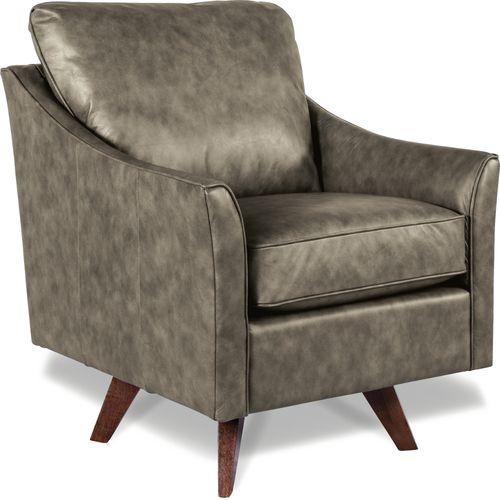 Beau Reegan Premier High Leg Swivel Occasional Chair