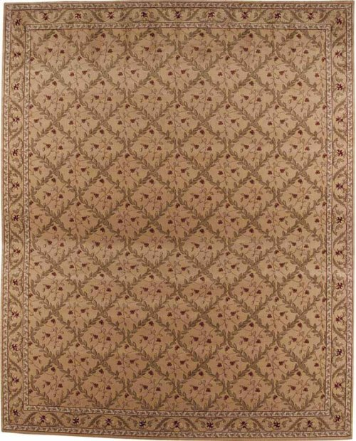 Hard To Find Sizes Ashton House A02f Gold Rectangle Rug 12' X 15'