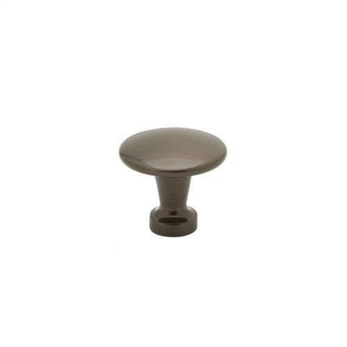 """1 1/16"""" Knob - Oil Rubbed Bronze"""