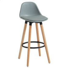 Diablo 26'' Counter Stool, set of 2, in Grey