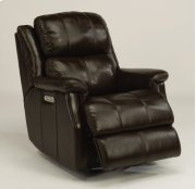 Mateo Leather Power Gliding Recliner with Power Headrest Product Image