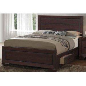 CoasterCAL.KING Bed