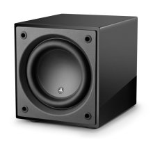 10-inch (250 mm) Powered Subwoofer, Black Gloss Finish