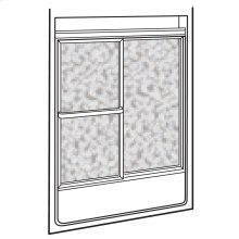 Showerite Framed Sliding Shower Doors - Silver