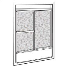 Showerite Framed Sliding Shower Doors - Silver