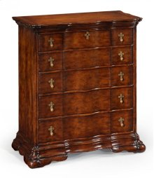 Dutch Style Large Chest Seven Drawers