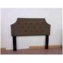 Traditional Mushroom Upholstered Queen/full Headboard