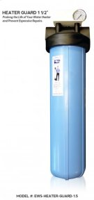 """Prolong the Life of Your Water Heater and Prevent Expensive Repairs with Heater Guard 1 1/2"""". Product Image"""