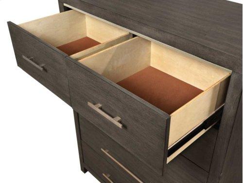 """Katy King Storage Bed Headboard, 78""""x2""""x32"""""""