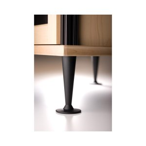 Salamander DesignsSalamander Stiletto Feet, Set of 6- Black