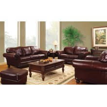 Fattoria Sofa, Red Brown