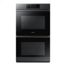 "30"" Steam-Assisted Double Wall Oven, Stainless Steel Product Image"