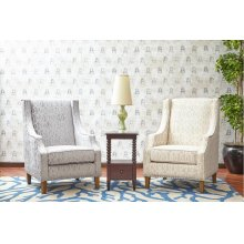 Two Quinn Dove Chairs and One 4600 Chairside