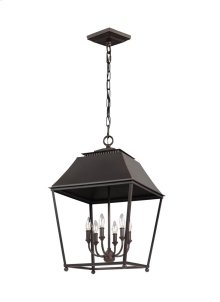 6 - Light Foyer Pendant