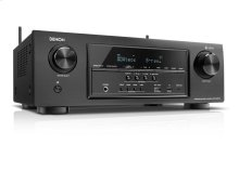 7.2 Channel Full 4K Ultra HD AV Receiver with 165W per channel, built-in HEOS wireless technology, Bluetooth®, Dolby Atmos, DTS:X, Audyssey MultEQ, Dolby Vision compatible, HDR, HDMI 6 in / 1 out. Now available - control with Amazon Alexa voice commands.