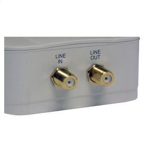 Panamax2 Outlet Direct Plug-In Surge Protector With Coax.