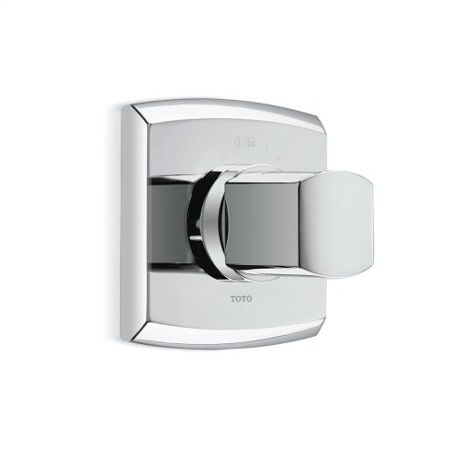 Soiree® Volume Control Valve (Trim only) - Polished Chrome Finish