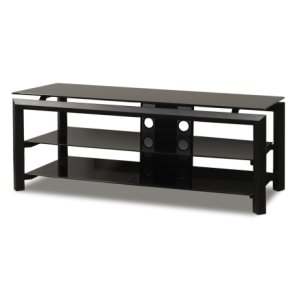 "Techcraft52"" Wide Stand Accommodates Most 55"" and Smaller Flat Panels"