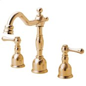 Chrome Opulence® 2H Mini-Widespread Lavatory Faucet w/ Metal Touch Down Drain 1.2gpm