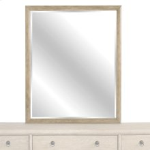 Burley Brown Peninsula Mirror