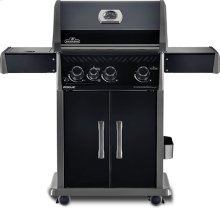 Rogue® 425 Black Edition Propane Gas Grill with Infrared Side Burner