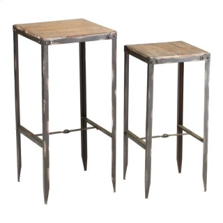 Camelback Nesting Tables