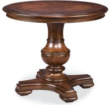 Chianti Round End Table