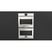 """30"""" Pro Double Oven - stainless Steel"""
