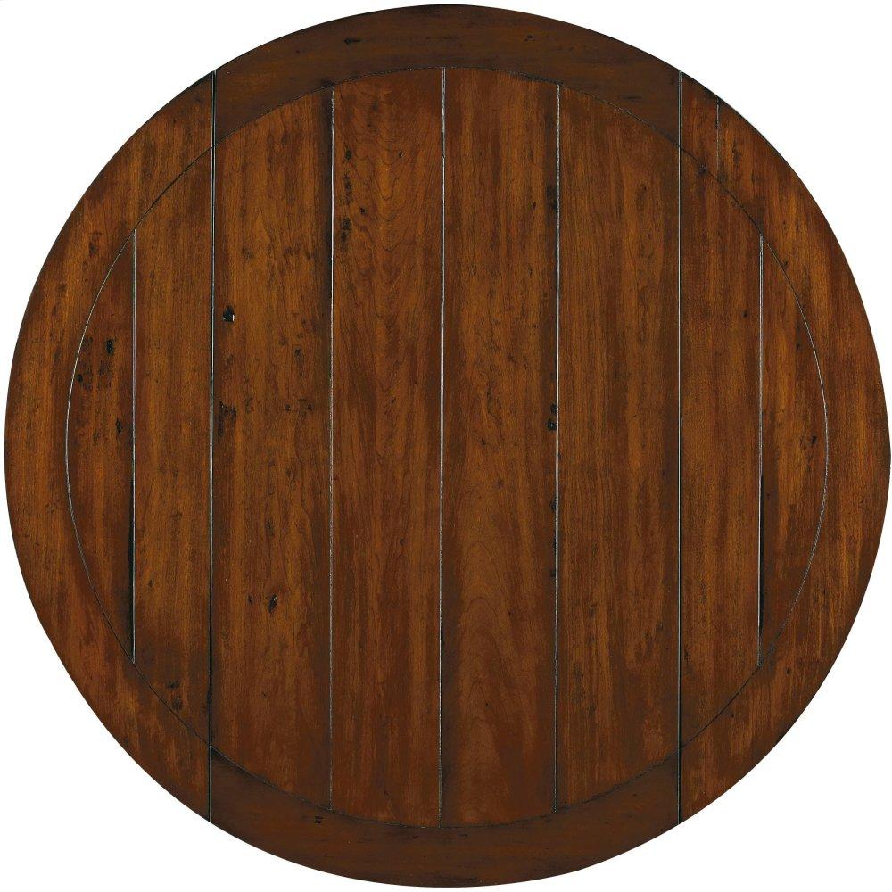 ... Additional Waverly Place Round Drop Leaf Pedestal Table. Hooker  Furniture Logo