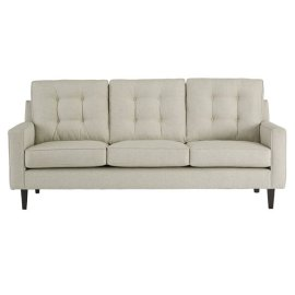 Sofa - Shown in 123-05 SugarShack Oatmeal Finish
