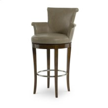 Scroll Swivel Bar Stool