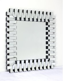 Emerald Home B631-25 Rialto Mirror, Mirror Finish
