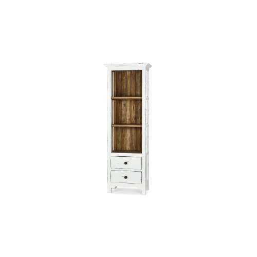 Aries Bookcase w/o Door - WHD DRW