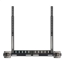 Universal Soundbar Mount for TV Wall Mounts and Bell'O Flat Panel Stand Mounts