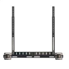 Universal Soundbar Mount for TV Wall Mounts and Bell'O Flat Panel Stand Mounts