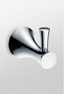 Brushed Nickel Nexus® Robe Hook