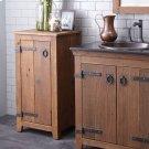 Whitewash Americana Cabinet Product Image