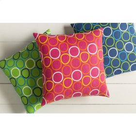 "Miranda MRA-003 20"" x 20"" Pillow Shell Only"