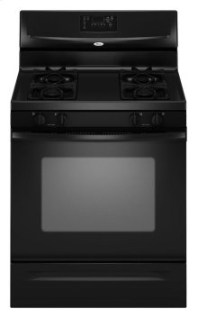 30-inch Self-Cleaning Freestanding Gas Range