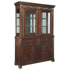 Ashley Furniture Dining Room Hutch