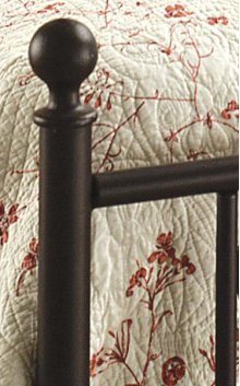 Milwaukee Duo Twin Headboard - Must Order 2 Panels for A Complete Bed Set