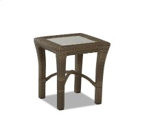 Amure Square Accent Table