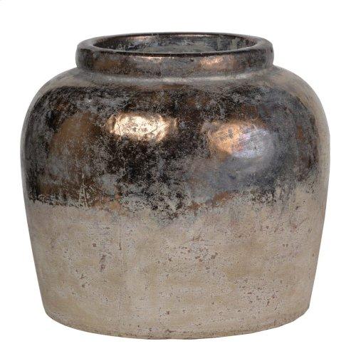 """11"""" Candia Vase Sienna"""