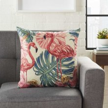 "Trendy, Hip, New-age L9012 Multicolor 18"" X 18"" Throw Pillows"