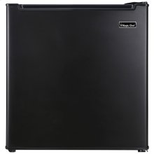 1.7 Cubic-ft All-Refrigerator (Black)