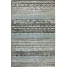Eddleston Ash Grey Rectangle 5ft 3in X 7ft 10in