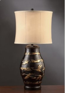 Swan Flyaway Table Lamp
