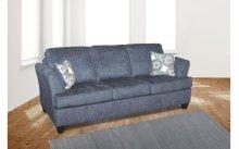 Vibrant Blue Sofa