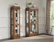Small Oak Curio Product Image