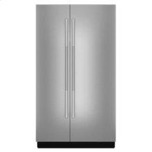 """RISE 48"""" Fully Integrated Built-In Side-by-Side Refrigerator Panel-Kit"""